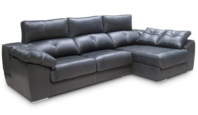 Sofas chaise longue online comprar chaise longue madrid - Tipos de sofa ...