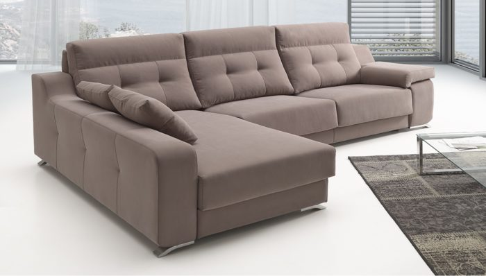 Sofa cama chaise longue madrid - Sofa cama madrid ...